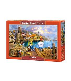 Пазл - В Доці (Castorland) 1000 eл.