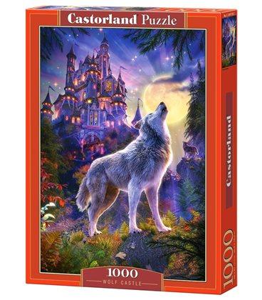 Пазл - Замок Волка (Castorland) 1000 эл.