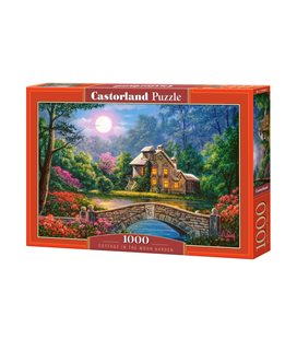 Пазл - Коттедж в саду Луны (Castorland) 1000 эл.