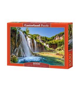 Пазл - Земля падаючих озер (Castorland) 1000 eл.