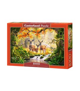 Пазл - Королевская семья (Castorland) 1000 эл.