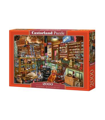 Пазл - Общие товары (Castorland) 2000 эл.