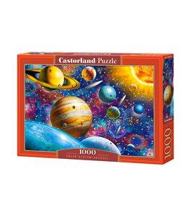 Пазл - Солнечная система Одиссея (Castorland) 1000 эл.