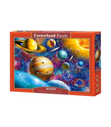 Пазл - Сонячна система Одіссея (Castorland) 1000 eл.