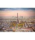 Пазл - Городской пейзаж Парижа (Castorland) 1500 эл.
