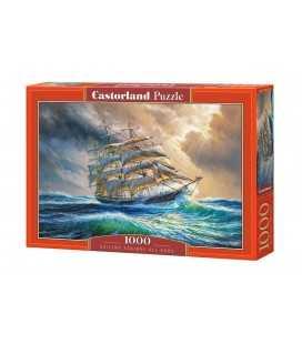 Пазл - Плавання, незважаючи ні на що (Castorland) 1000 ел.