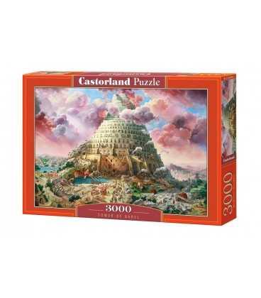 Пазл - Вавилонская башня (Castorland) 3000 эл.