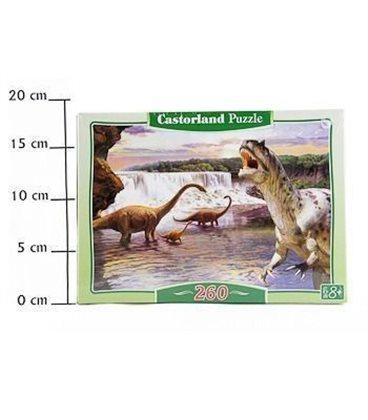 """Пазли """"Динозаври"""", 260 ел По-26616"""