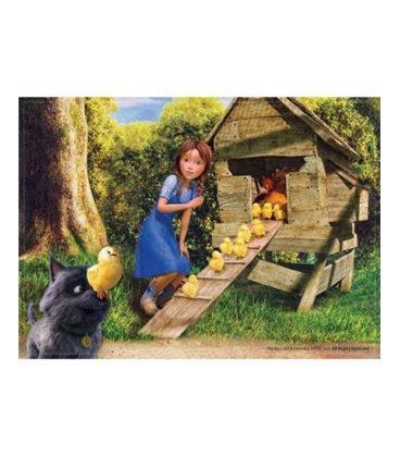 """Пазли """"Дороті з країни Оз: курчата"""", 60 елементів 239"""