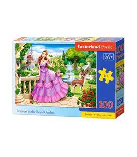 """Пазлы """"Принцесса в королевском саду"""", 100 элементов B-111091"""