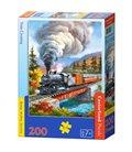 """Пазли """"Поїзд"""", 200 елементів B-222070"""
