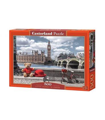 """Пазли """"Лондон"""", 500 елементів B-53315"""