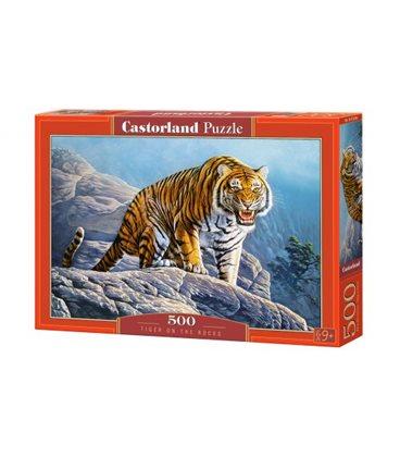 """Пазли """"Тигр"""", 500 елементів B-53346"""