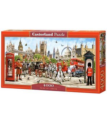 """Пазли """"Гордість Лондона"""" (4000 елементів) C-400300"""