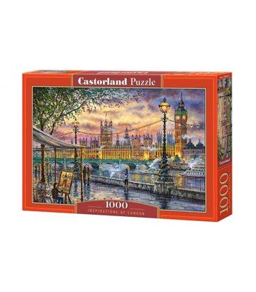 """Пазли """"Натхнення Лондона"""", 1000 елементів C-104437"""