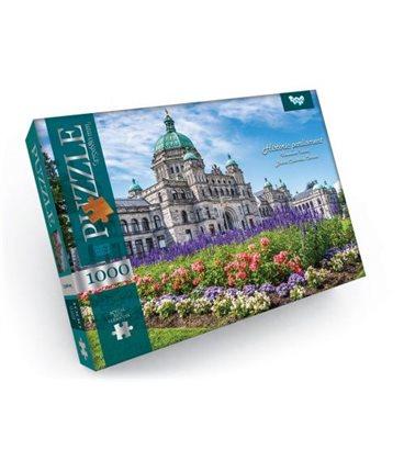 """Пазли """"Будівля парламенту Британської Колумбії"""", 1000 ел C1000-09-01"""