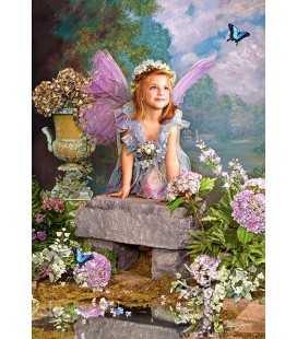 Пазл - Весенний Ангел (Castorland) 1500 эл.
