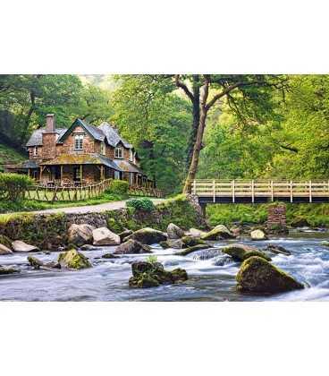 Пазл - Национальный Парк, Англия (Castorland) 1000 эл.