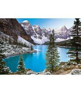 Пазл - Перлина Скелястих гір, Канада (Castorland) 1000 ел.
