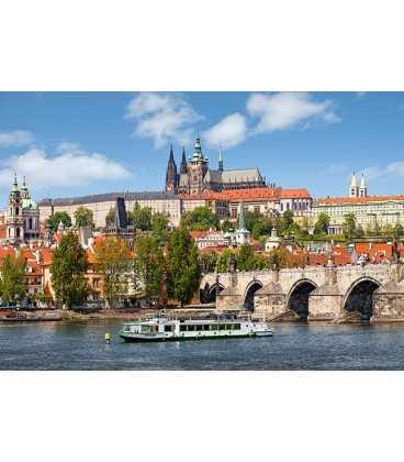 Пазл - Прага, Чехия (Castorland) 1000 эл.