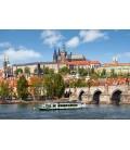 Пазл - Прага, Чехія (Castorland) 1000 ел.