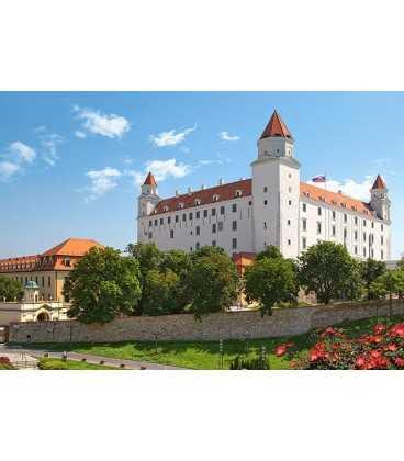 Пазл - Братиславский замок, Словакия (Castorland) 1000 эл.