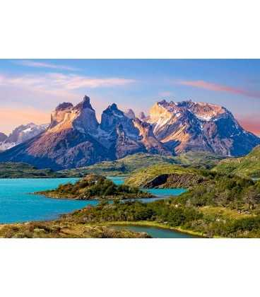 Пазл - Торрес дель Пайне, Патагония, Чили (Castorland) 1500 эл.