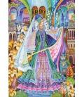 Пазл - Королева Весни (Castorland) 1500 ел.