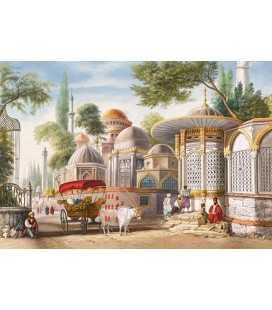 Пазл - Мечеть у Стамбулі (Castorland) 1000 ел.