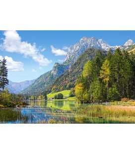 Пазл - Гори в Альпах (Castorland) 3000 ел.