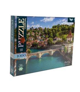 "Пазлы ""Старый город, Берн, Швейцария"", 1000 элементов C1000-10-07"