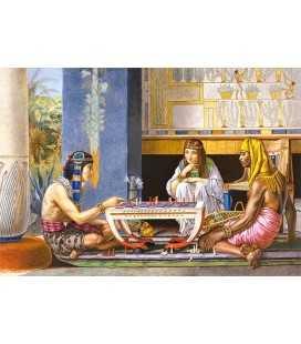 Пазл - Египетские шахматисты (Castorland) 1000 эл.