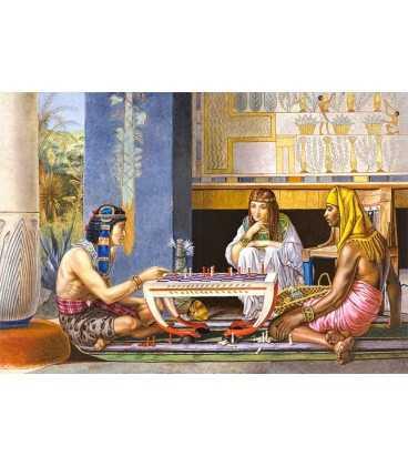 Пазл - Египетский шахматисты (Castorland) 1000 эл.