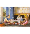 Пазл - Єгипетські шахісти (Castorland) 1000 ел.
