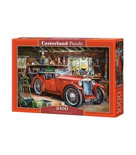 Пазл - Винтажный гараж (Castorland) 1000 эл.