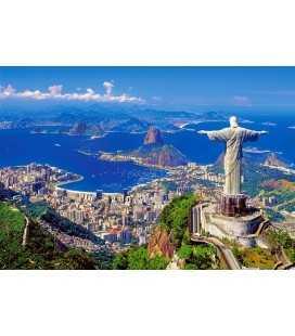 Пазл - Ріо-де-Жанейро, Бразилія (Castorland) 1000 ел.