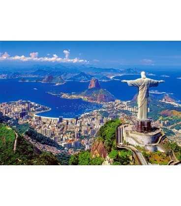 Пазл - Рио-де-Жанейро, Бразилия (Castorland) 1000 эл.