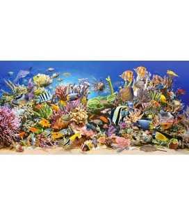 Пазл - Подводный мир (Castorland) 4000 эл.