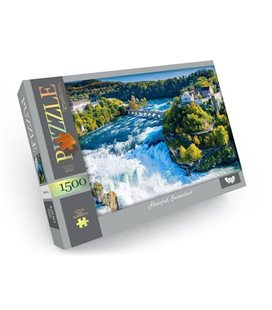 """Пазлы """"Водопад"""", 1500 эл С1500-04-08"""