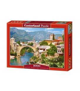 Пазл - Мостар, Босния и Герцеговина (Castorland) 1000 эл.