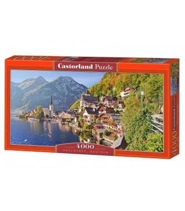Пазл - Гальштат, Австрия (Castorland) 4000 эл.