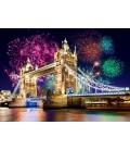 Пазл - Тауэрский мост, Лондон, Англия (Castorland) 500 эл.