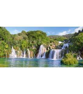 Пазл - Водоспади Хорватії (Castorland) 4000 ел.
