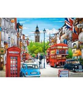 Пазл - Лондон (Castorland) 1500 эл.