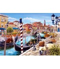Пазл - Венеціанський канал (Castorland) 1000 ел.