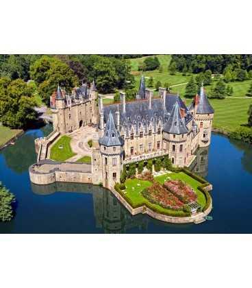 Пазл - Замок Долины Лауры (Castorland) 1000 эл.