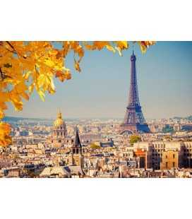 Пазл -  Осень в Париже (Castorland) 1000 эл.