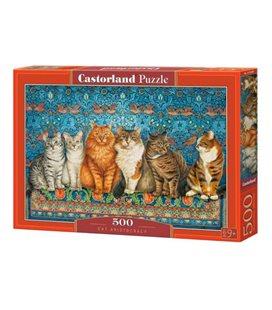Пазлы Коты аристократы, 500 элементов B-53469