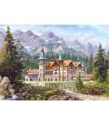 Пазл - Замок біля підніжжя гір (Castorland) 3000 эл.
