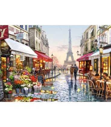 Пазл - Магазин квітів у Парижі (Castorland) 1500 ел.